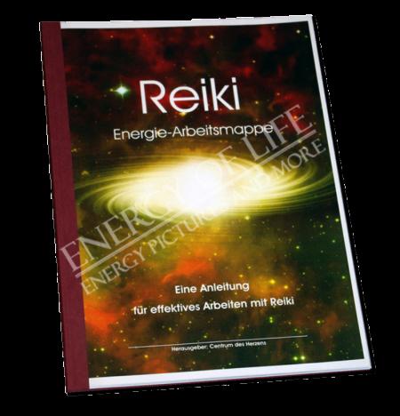 Reiki Energie-Arbeitsmappe